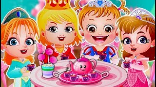 Baby Hazel Tea Party | Fun Game Videos By Baby Hazel Games