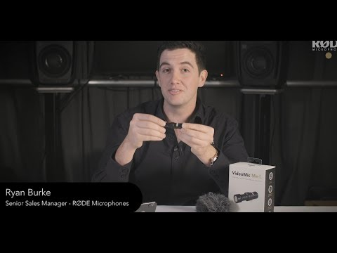 VideoMic Me-L Features and Specifications