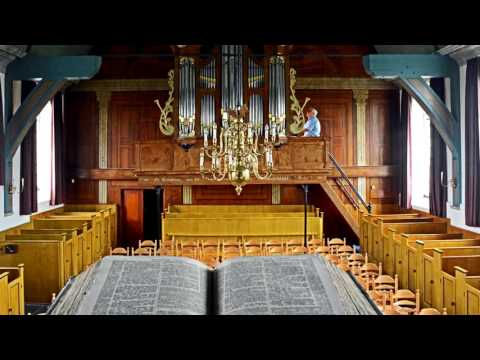 Hervormde kerk Ottoland the Netherlands