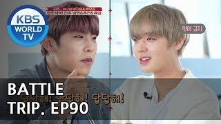 Battle Trip | 배틀트립 – Ep.90: Park Jihoon & Park Woojin's trip to Hadong!! [ENG/THA/2018.05.20]