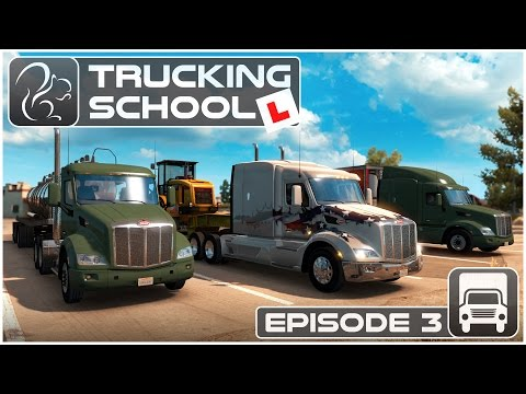 Trucking School - Episode #3 - How To Choose A Job