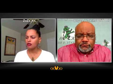 Zaza Ali on her disagreement with Professor Griff and Tariq