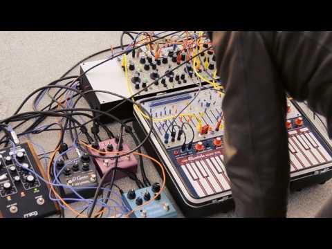 Modular on the Roof Episode 8: Simone Pomposi [Pianosa]