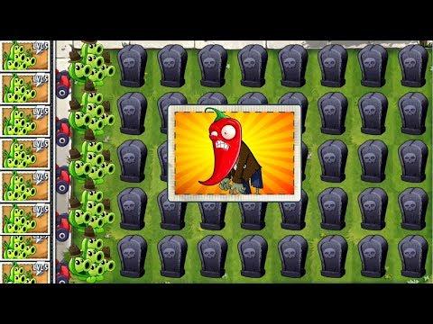 Plants Vs Zombies Jalapeno Piñata Party And New Gameplay PopCap Game PVZ 2 Walkthrough