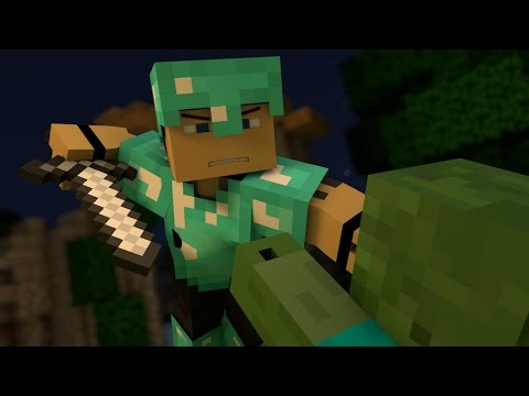"♪ ""Warfare"" - A Minecraft Parody of Pompeii By Bastille (Music Video)"