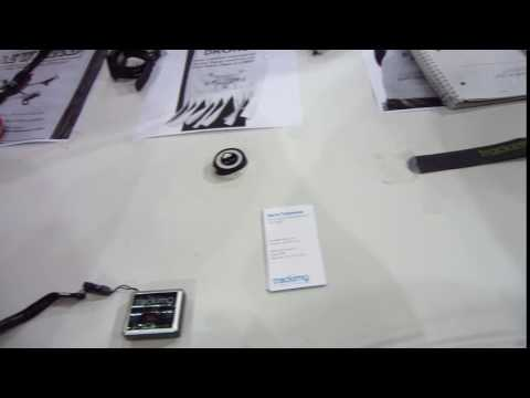 Trackimo GPS Tracker - 2016 International Drone Expo, Los Angeles, CA