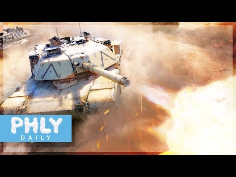 IT'S HERE | M1 Abrams Live Server GAMEPLAY ( War Thunder 1.77 Gameplay)