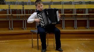 Мир музыки - Богданов Артемий, 9 лет, г   Белорецк, А  Доброхотов Уральский перепляс