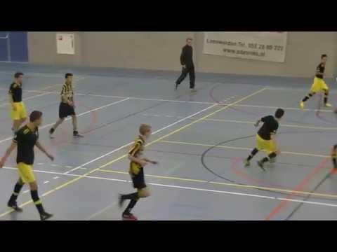 SC Leovardia C3 - LAC Frisia C5