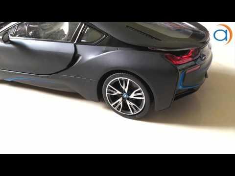 Xe Điều Khiển Từ Xa BMW I8 Đóng Mở Cửa - Asun.vn