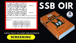 SSB OIR - How To Prepare For SSB Screening Test (Stage - 1)