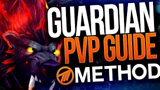 GUARDIAN DRUID 3V3 PVP 7.1.5 GUIDE with BEANSLAYERX