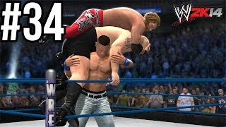 WWE 2K14 - John Cena vs. Edge vs. Big Show (WrestleMania 25) | 30 Years of WM: Universe Era