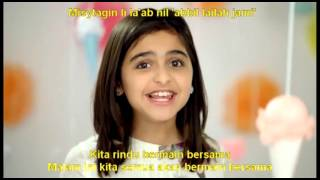 Hala Al Turk - Happy Happy Lyrics and Translate \lirik dan terjemahan/ ||||| حلا الترك - هابي هابي
