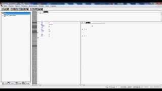 Видео CoDeSys ПЛК Овен язык программирования IL метка