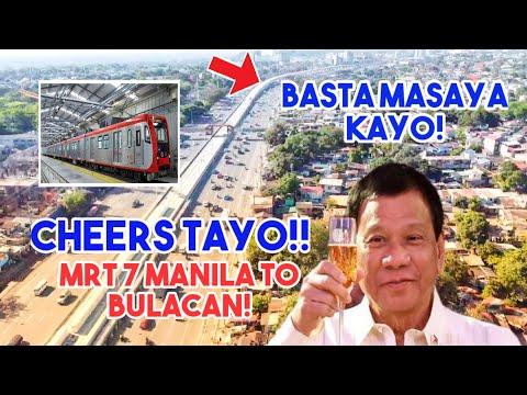 NAKAKAGIMBAL NA BALITA! TATALUNIN NATIN ANG SINGAPORE!! MRT 7 BUMULAGA ANG GANDA TO BULACAN!