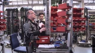 видео Abicor Binzel (Германия)