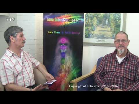 Universal Energies   Aura interpretations
