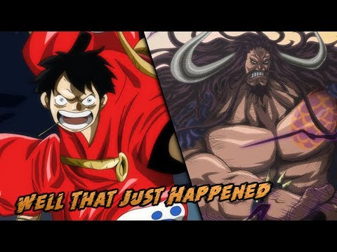 And People Thought Kaido Was Weak... | One Piece Chapter 923