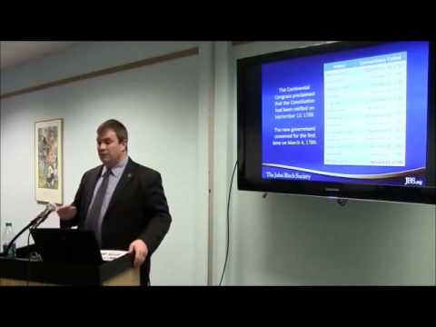 John Birch Society - Convention of States - Reality vs. Myth | Article V