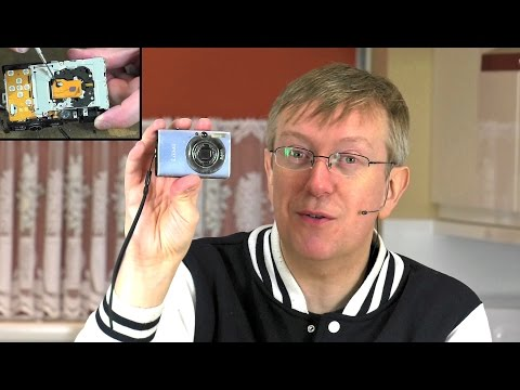 How to Make a Night Vision Camera From a Regular Digital Camera (Infrared IR)