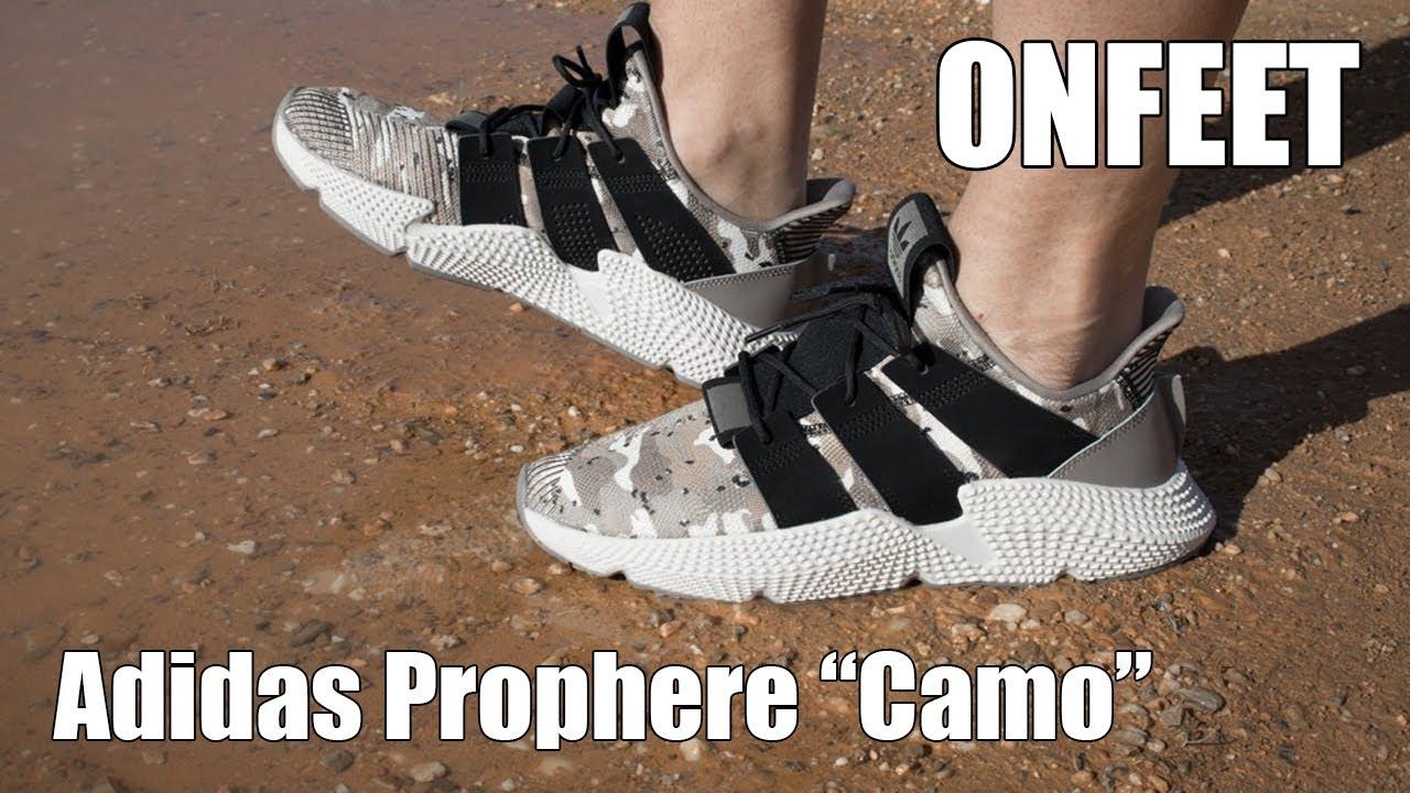 a80af8cfae12 ONFEET Adidas Prophere Camo (B37605) - YouTube