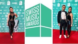SWISS MUSIC AWARDS 2018  | MUSICALLY LIVESTREAM  | VLOG