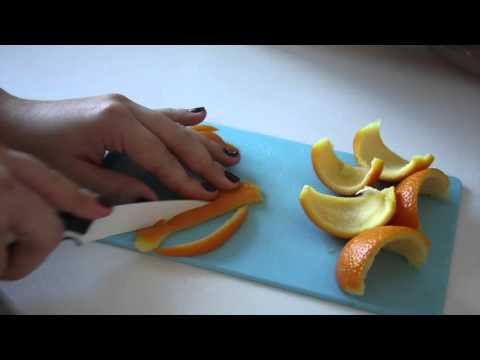 confire-des-écorces-d'oranges,-simplement,-à-la-maison.