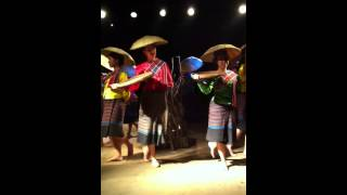 Thai Traditional Dance-Hill Tribe-Rice one