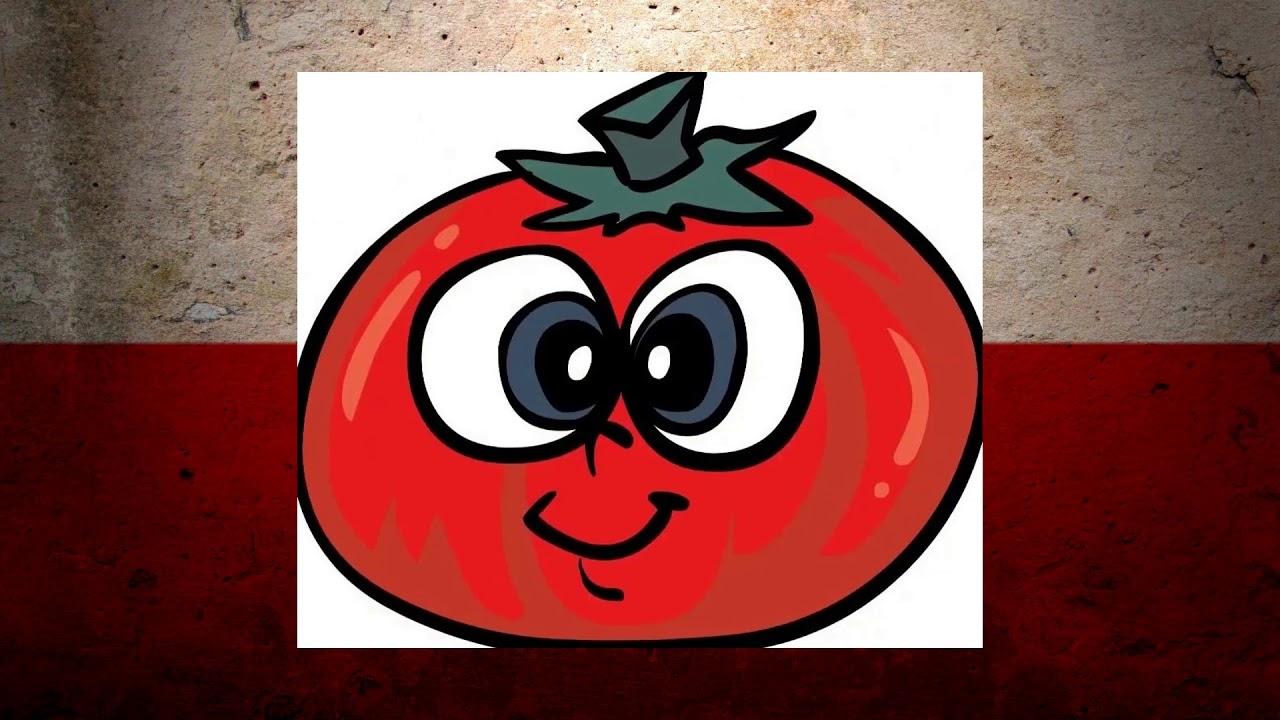 Польский язык -  Jan Brzechwa 'Pomidor'