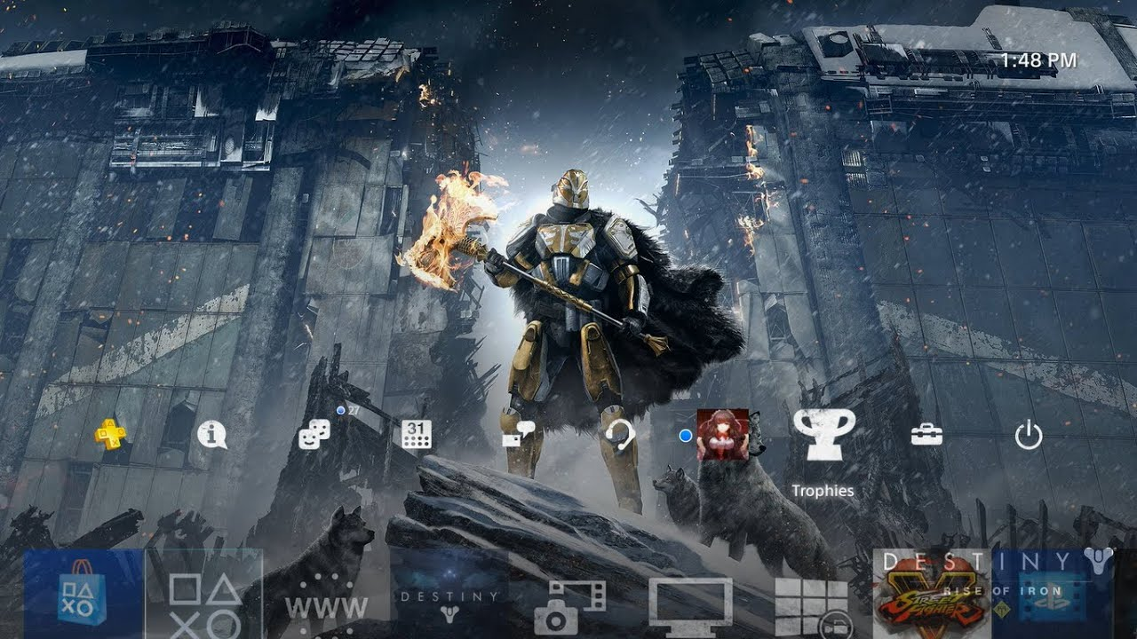 how to get rise of iron ps4