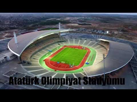 ⚽ Türkiyenin En Büyük 15 Futbol Stadyumu ⚽
