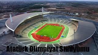 ⚽ Türkiye'nin En Büyük 15 Futbol Stadyumu ⚽