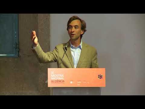 XI Mostra Nacional de Ciência - Sessão de Encerramento - Filipe Araújo