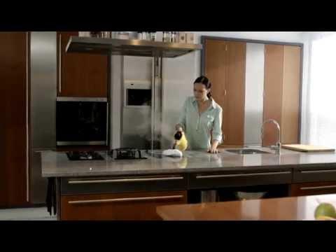 Видео Пароочиститель karcher sc 1.010 новый подарок