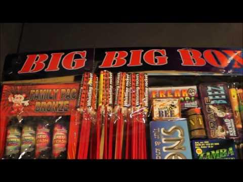 Big Big Box vs EXTREME BANG