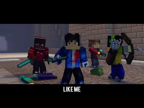 Minecraft Songs  PART 1  5   Rainimator
