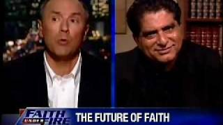 what is truth deepak chopra denies the deity of christ