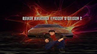 k2000 bande annonce épisode 5 (saison 2)