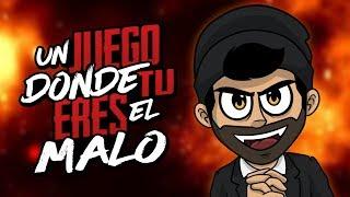 UN JUEGO DONDE TÚ ERES EL MALO | Zombie Night Terror