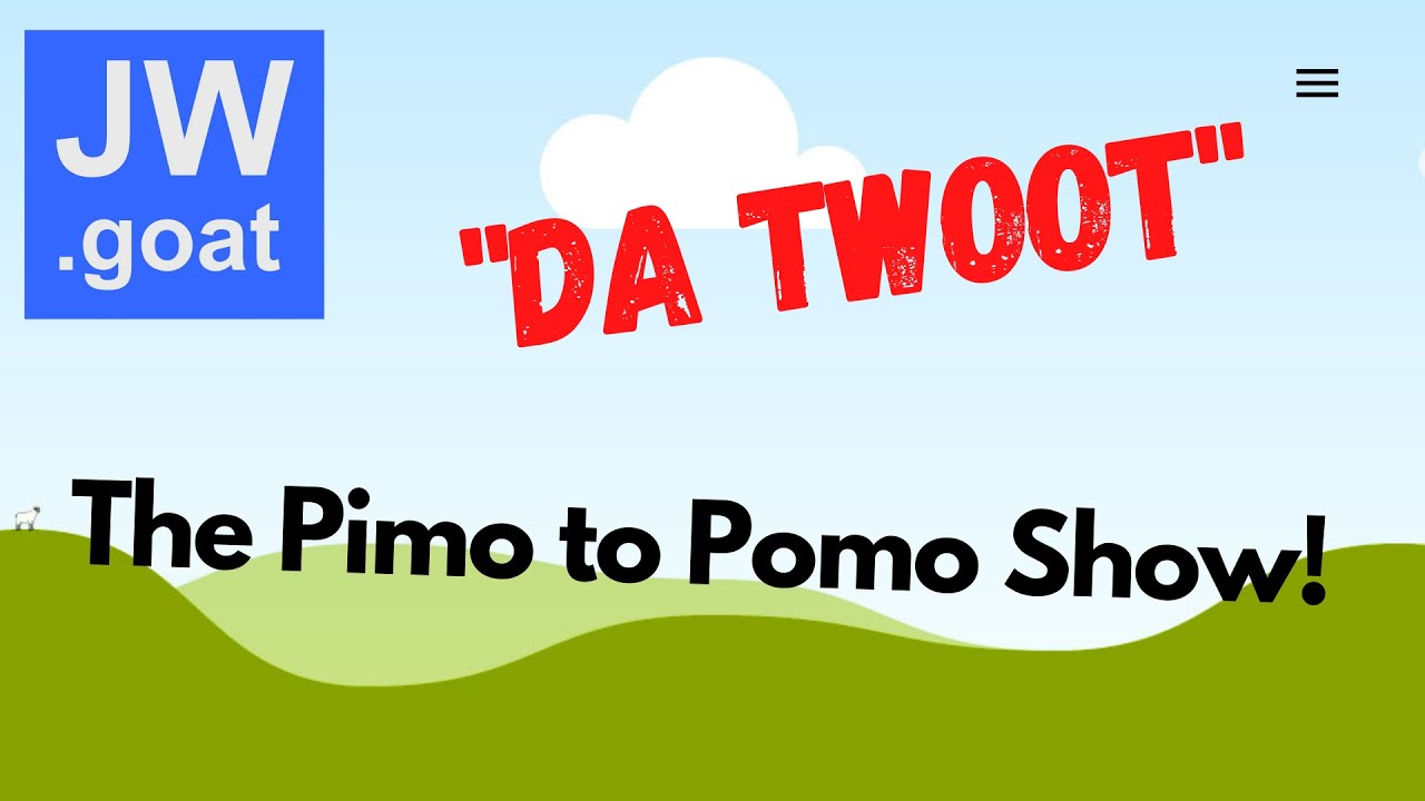 """Da Twoot""  pilote episode"
