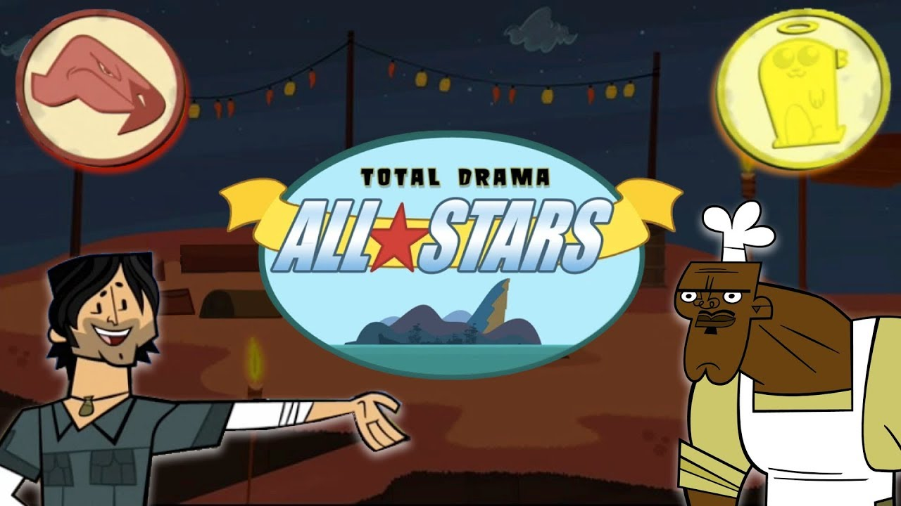 Total Drama All-Stars Rewrite