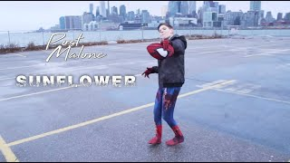 Sunflower (Spider-Man: Into the Spider-Verse) - Post Malone & Swae Lee | Metal Cover mp3