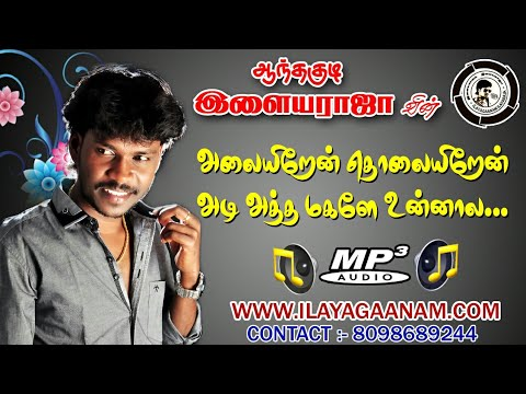 Alaiyiren Tholaiyiren | Oficial Mp3 Song | By Anthakudi Ilayaraja