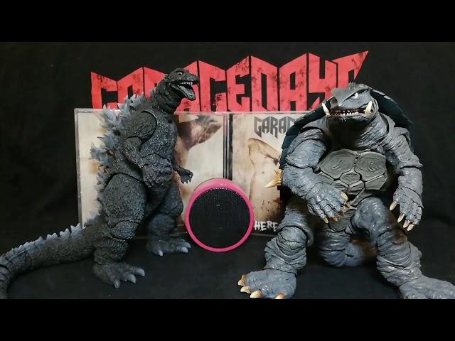 Godzilla & Gamera feat GARAGEDAYS