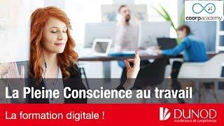 Serein et efficace dans mon job avec la Pleine Conscience : la formation digitale !