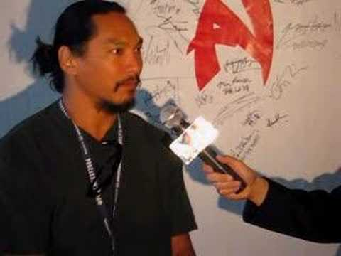Interview with Jason Scott Lee