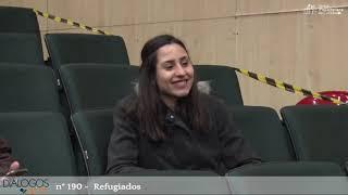 29/06/2021 - Diálogos de Fé nº190 - Refugiados