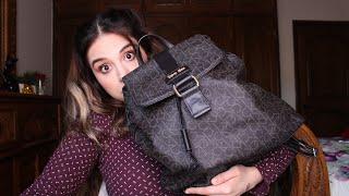 TAG que trae mi bolso (hasta gas pimienta) | beauty fénix 🔥