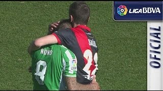 Resumen de Real Betis (2-2) Rayo Vallecano - HD